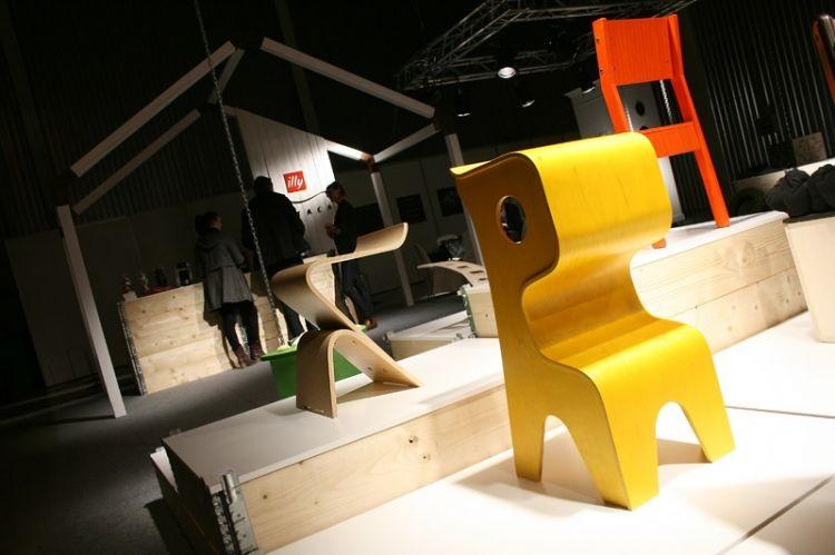 kaubaaluse krae disainiöö näitusel