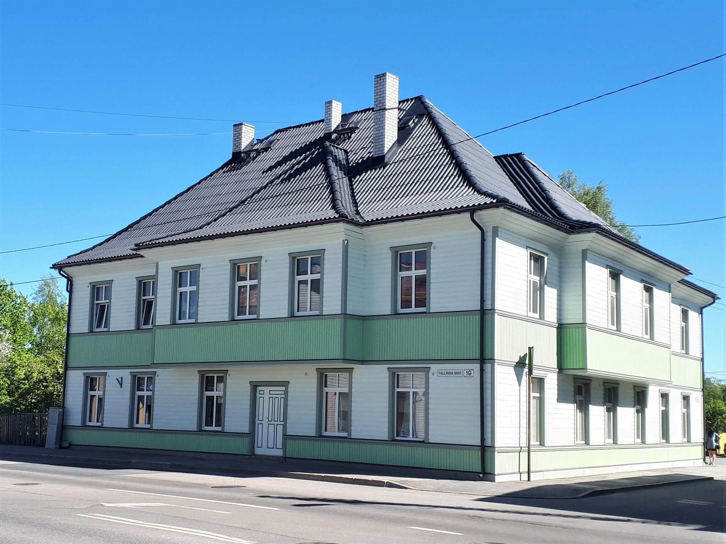 tallinna mnt 19, Pärnu